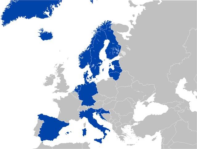 Eurojackpot_Mitgliedslaender