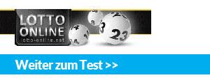 Lotto Online Test