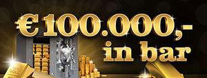 Lottoland Rubbellose: 100.000 Euro in bar