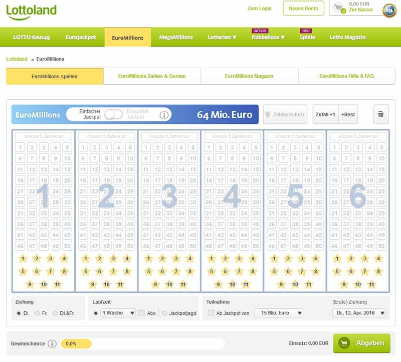 Lottoland Gratis Guthaben