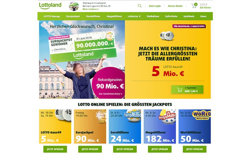 Erfahrungen Mit Lottoland